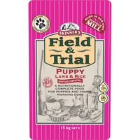 Skinners Field and Trial Puppy Food (Lamb & Rice) big image