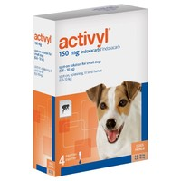 Activyl Spot-On Solution for Small Dogs big image