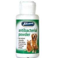 Johnson's Antibacterial Powder for Cats and Dogs 20g big image