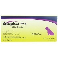 Atopica 50mg Capsules big image