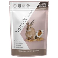 Verm-X Original Nuggets for Rabbits, Guinea Pigs and Hamsters big image