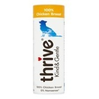 Thrive Kind and Gentle Chicken Breast Dog Treats 25g big image