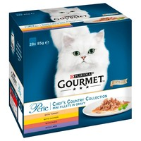 Purina Gourmet Perle Wet Cat Food (Chef's Country Collection) big image