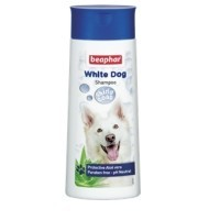Beaphar White Dog Shampoo big image