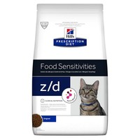 Hills Prescription Diet ZD Dry Food for Cats big image