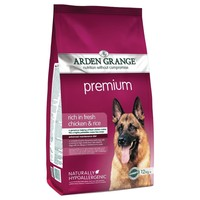 Arden Grange Premium Adult Dog Dry Food (Chicken & Rice) big image