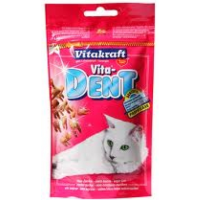 Vitakraft Vita-Dent Snacks for Cats 75g big image