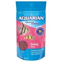 Aquarian Sinking Pellet Food 100g big image
