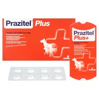 Prazitel Plus Worming Tablets for Dogs big image