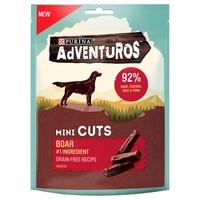 Purina Adventuros Mini Cuts with Wild Boar 100g big image