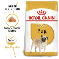 Royal Canin Pug Dry Adult Dog Food big image
