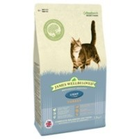 James Wellbeloved Adult Cat Light Turkey & Rice Cat Food big image