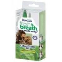 Tropiclean Fresh Breath Clean Teeth Gel 118ml big image