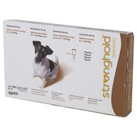Stronghold 60mg Spot-On Solution for Small Dogs big image