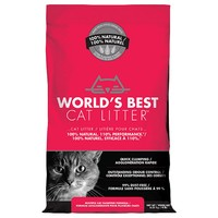 Worlds Best Cat Litter (Extra Strength) 12.7kg big image