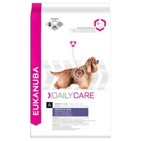 Eukanuba Daily Care Sensitive Skin Adult Dog Food 12kg big image