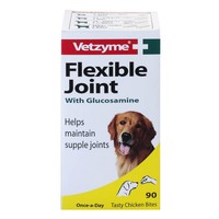 Vetzyme Flexible Joints for Dogs Tablets big image