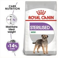 Royal Canin Mini Sterilised Care Dry Dog Food 3kg big image
