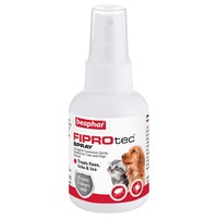 Beaphar FIPROtec Spray for Cats and Dogs 100ml big image