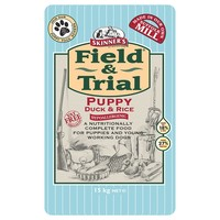 Skinners Field and Trial Puppy Food (Duck and Rice) 15kg big image