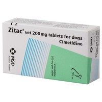 Zitac Vet 200mg Tablets for Dogs big image