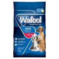 Wafcol Adult Dry Dog Food for All Breeds (Ocean Fish & Corn) 2.5kg big image