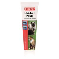 Beaphar 2 in 1 Hairball Paste big image