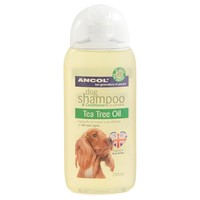 Ancol Tea Tree Oil Shampoo 200ml big image