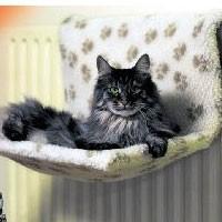 Danish Design Kumfy Kradle Radiator Cat Bed Spare Cover big image