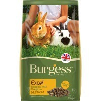 Burgess Excel Adult Rabbit Nuggets with Oregano 2kg big image