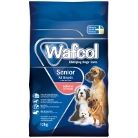 Wafcol Salmon & Potato Senior Adult Dog Food big image