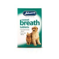 Johnson's Sweet Breath Tablets (30 tablets) big image