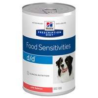 Hills Prescription Diet DD Tins for Dogs (Salmon) big image