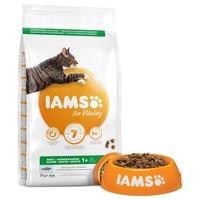 Iams for Vitality Adult Cat Food (Ocean Fish) big image
