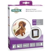 Staywell Petsafe Original Small Pet Door 730 Brown big image