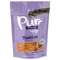 Wagg Purr Tasty Cat Treats with Chicken 60g big image