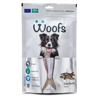 Woofs Dried Sprats Dog Treats 125g big image