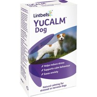 Lintbells YuCALM for Dogs big image