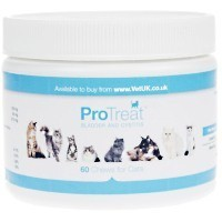 VetUK ProTreat Bladder Chews for Cat (Pot of 60) big image