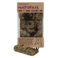 Rosewood Naturals Snap 'N' Share Vegetable Bar 125g big image