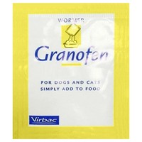 Granofen Wormer Granules for Cats and Dogs (1g Sachet) big image