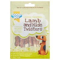 Good Boy Pawsley & Co Lamb and Hide Twisters 60g big image