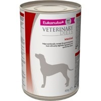 Eukanuba Veterinary Diet Canine Intestinal Formula 12 x 400g big image
