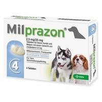 Milprazon 2.5mg/25mg Tablets for Small Dogs and Puppies big image
