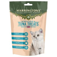Harringtons Tuna Treats for Cats 65g big image