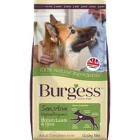 Burgess Sensitive Adult Dog Lamb & Rice big image
