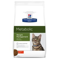 Hills Prescription Diet Metabolic Dry Food for Cats big image