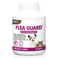 VetIQ Flea Guard (Protect-UM) 90 Tablets big image