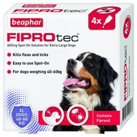 Beaphar FIPROtec Spot-On Solution for Extra Large Dogs big image