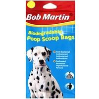 Bob Martin Biodegradable Poop Scoop Bags big image